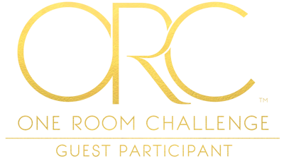 One Room Challenge Guest Participant Header